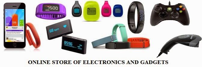 electronics gadgets banner